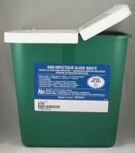 Sharps containers for non infectious waste